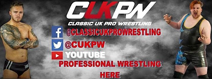 Classic UK Pro Wrestling - Halloween Bash 2021 image