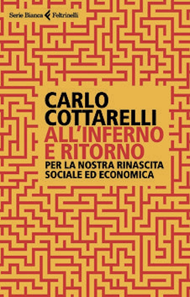 Immagine Carlo Cottarelli