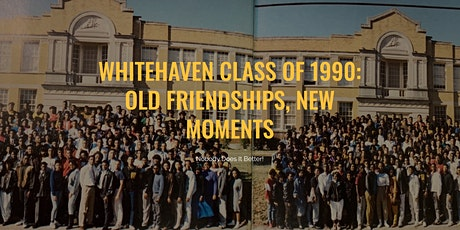 Whitehaven '90 Class Reunion tickets