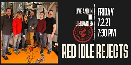 Red Idle Rejects Live @ The Big Ash Biergarten and CD Release Party tickets