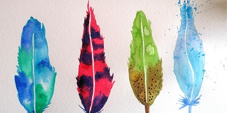 Arty Farty Summer Season: Watercolour Painting tickets