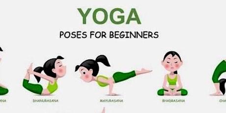 Beginners Hatha Yoga and Meditation Tickets