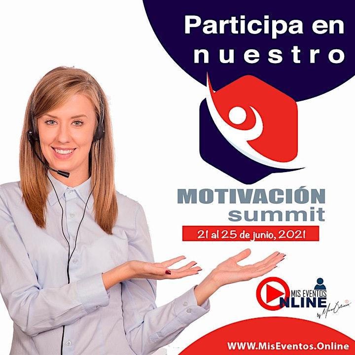 Imagen de MOTIVACIÓN SUMMIT 2021
