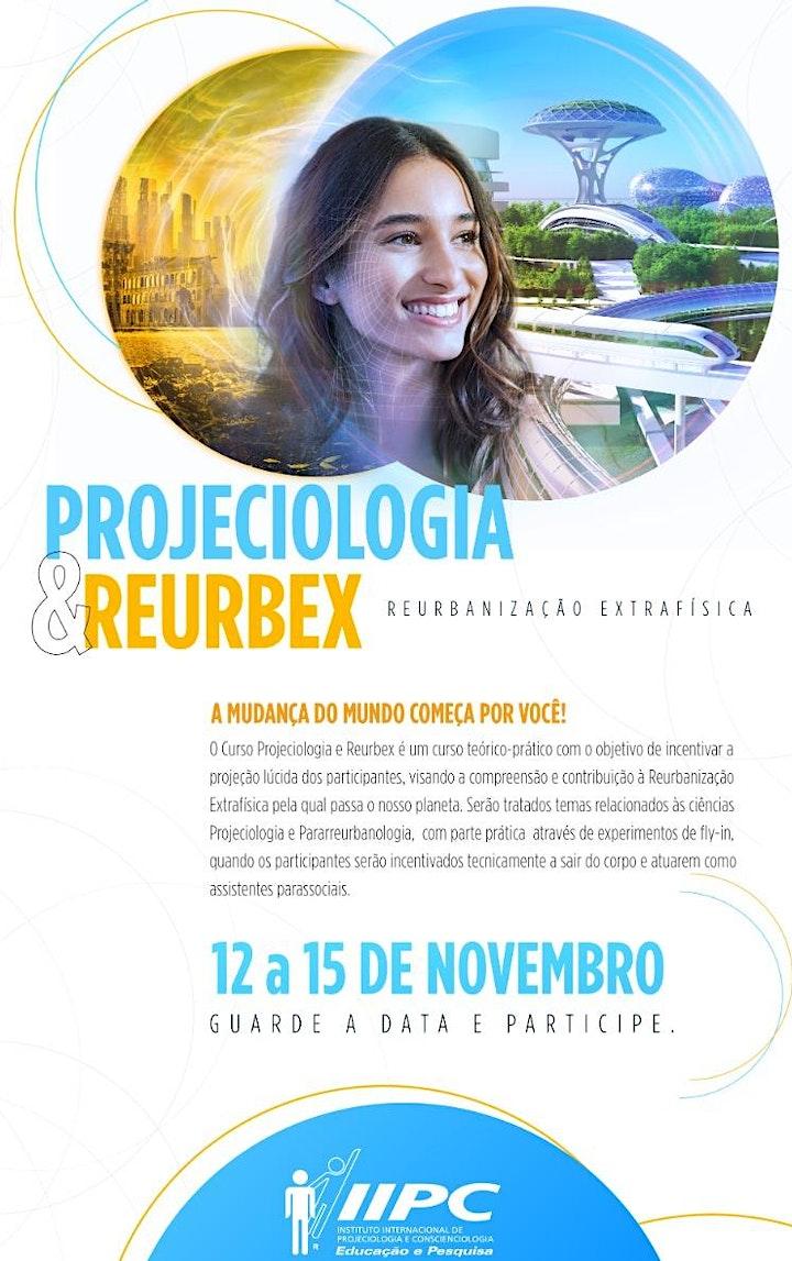 Imagem do evento Curso Projeciologia e Reurbex - Lote 3