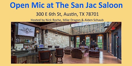 Drunk and Having Fun Comedy Open Mic tickets