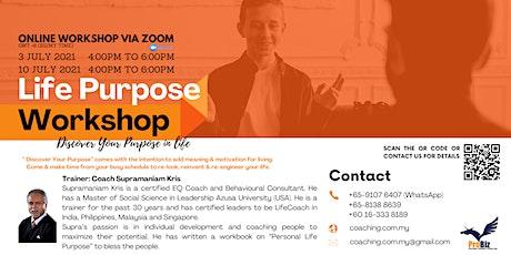 Life Purpose Workshop biglietti
