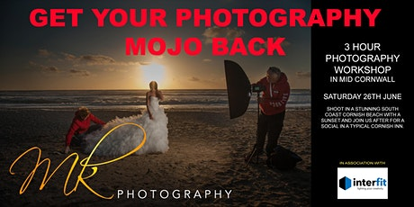 MOJO photography workshop tickets