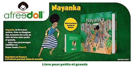 "Séance dédicace du livre ""Nayanka l'aventure"" billets"