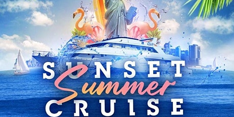 Sunset Summer Party Cruise At Cabana Yacht tickets