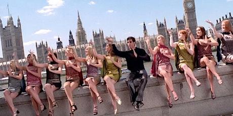 Kabhi London …: Representations of London in Indian cinema tickets