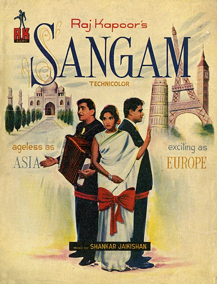 Kabhi London …: Representations of London in Indian cinema image
