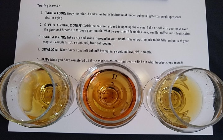 Bourbon Tasting at Buckeye Bourbon House image