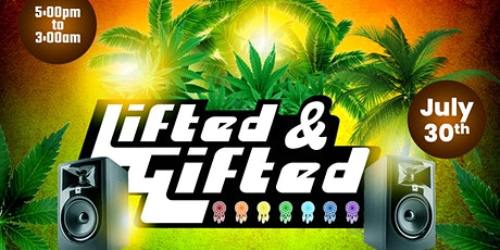 Lifted & Gifted Social tickets