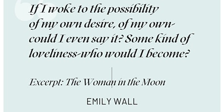 A Melody of Poetry,  Guest Poet Reading: Emily Wall tickets