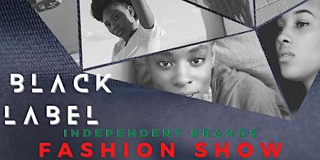 Black Label: Juneteenth Fashion Show tickets