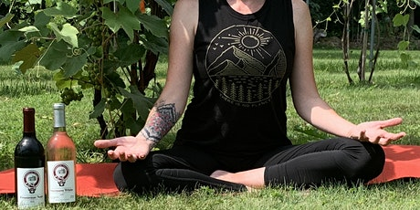 School's Out for Summer - Yoga In the Vineyard tickets