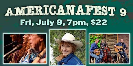 AmericanaFest 9 tickets