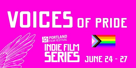 Indie Film Series:  Voices of Pride tickets