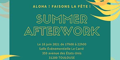 Summer Afterwork billets