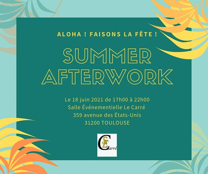 Image pour Summer Afterwork