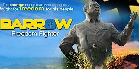 Errol Barrow Freedom Fighter film plus  Q&A tickets