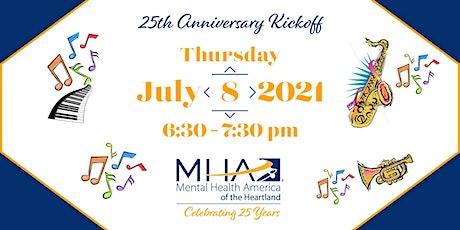MHAH 25th Anniversary Kickoff tickets