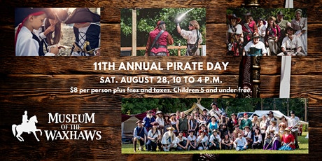 11th Annual Pirate Day! tickets