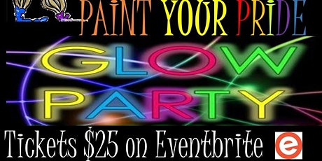 Paint Your Pride Paint N Sip tickets