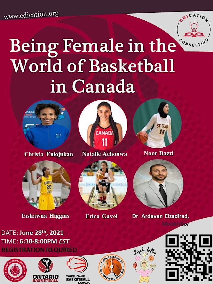 Breaking Barriers through Brave Conversations- Being Female in Basketball image