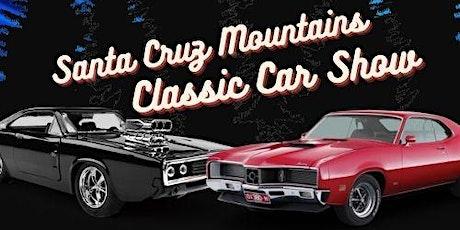 Santa Cruz Mountain Classic Car Show tickets