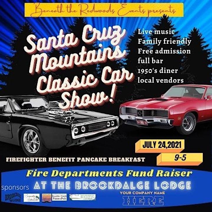 Santa Cruz Mountain Classic Car Show image