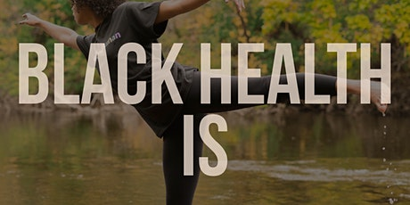 Black Health IS Screening and Q&A tickets