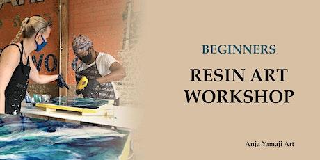 Epoxy Resin Art Workshop - DIY Resin Art tickets