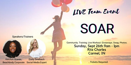 SOAR: Fit Fighter Nation  LIVE one-day Team Retreat tickets