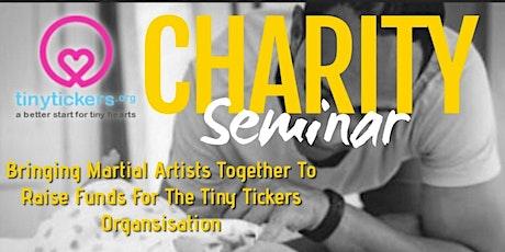 Charity Martial Arts Seminar tickets