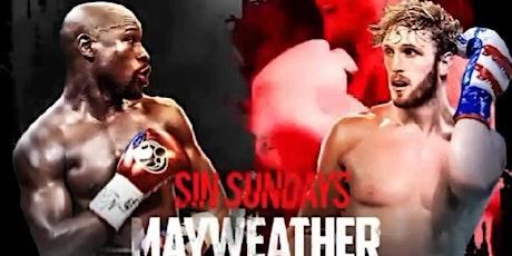SIN Sundays Fight Night @ Josephine Lounge/SOGA ENTERTAINMENT tickets