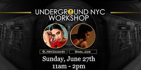 Underground NYC Workshop 2021 tickets