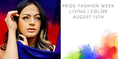 Pride Fashion Week tickets