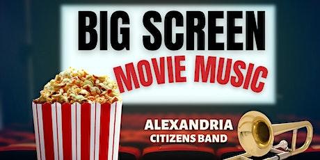 Big Screen Movie Music |  Virtual Concert | FREE tickets