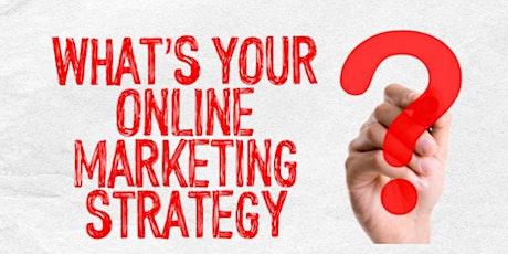 Online Marketing Essentials For Service Based Businesses  -  5 Day Workshop tickets