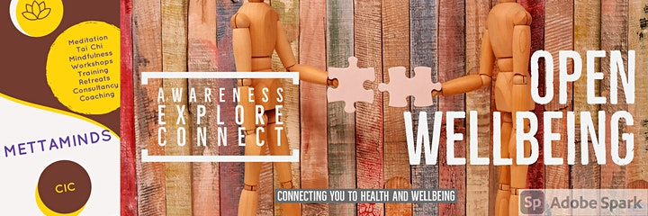 Open Wellbeing- Making Wellbeing more accesible image