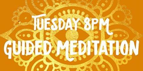 Tuesday Guided Meditation tickets