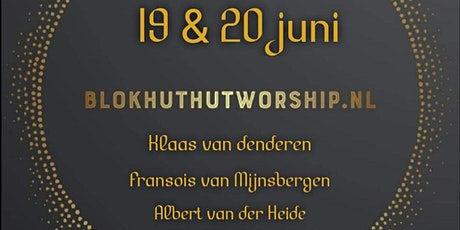 Into the wild Worship tickets