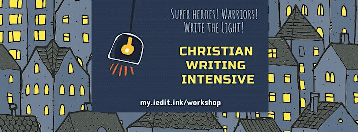 The Epic Christian Writing Intensive image