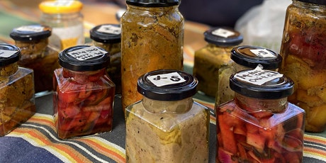 Pickles, jams and chutneys from around the world tickets