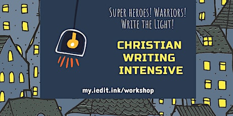 The Epic Christian Writing Intensive tickets