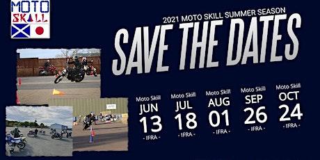 Moto Skill Scotland Meetup 24th  October 2021 tickets