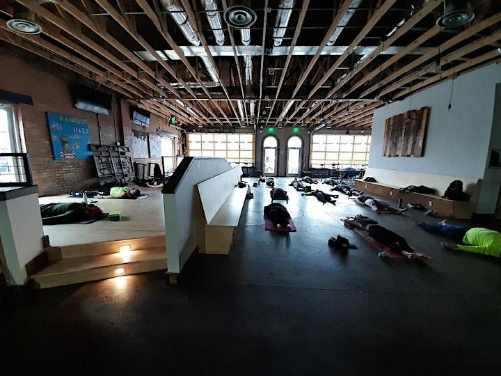 Saturday Morning Brewery Yoga @ Westlake Brewing Co., Deep Ellum image