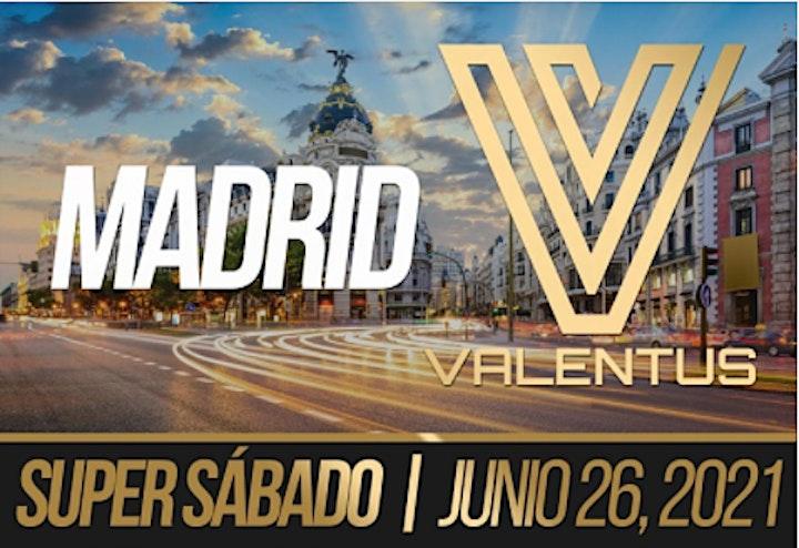 Imagen de Madrid Evento Nacional Valentus