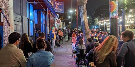 """LIVE """"OUTDOOR"""" STAND-UP COMEDY """"UNDER the STARS"""" at the MILK BAR tickets"""